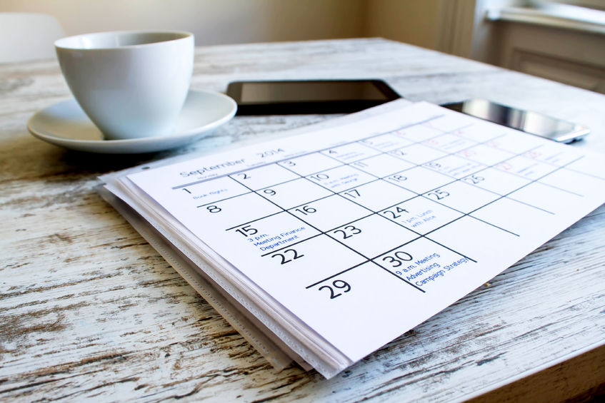 3 Easy Strategies for Building an Editorial Calendar